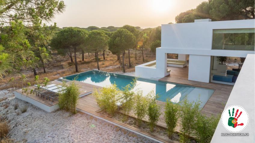 Villa Comporta Portugal